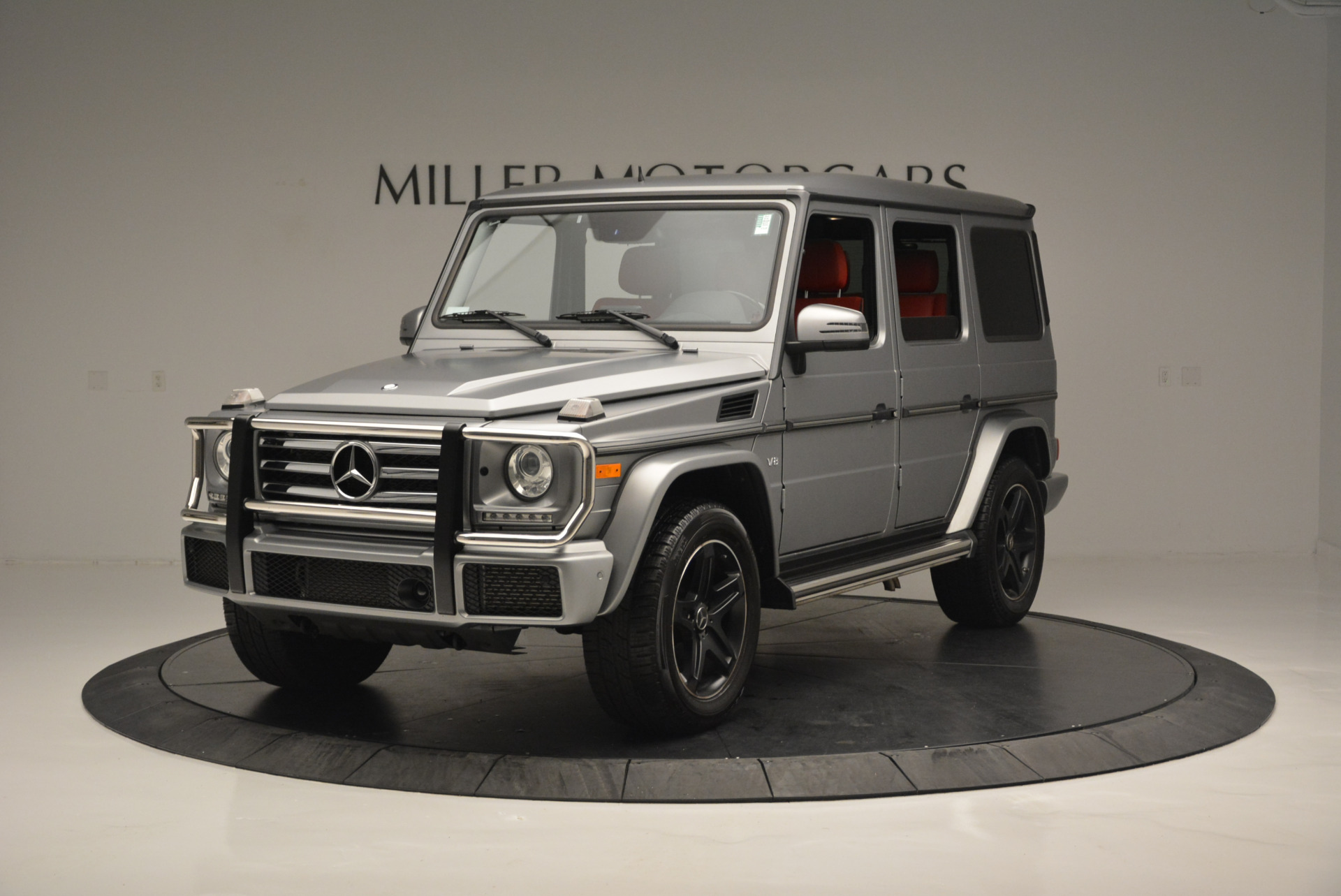 Used 2016 Mercedes-Benz G-Class G 550 for sale Sold at Alfa Romeo of Greenwich in Greenwich CT 06830 1