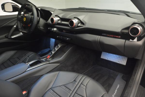 Used 2018 Ferrari 812 Superfast for sale $355,900 at Alfa Romeo of Greenwich in Greenwich CT 06830 17