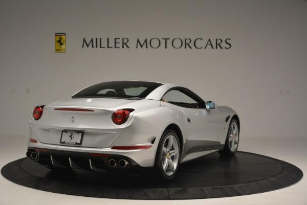 Used 2015 Ferrari California T for sale Sold at Alfa Romeo of Greenwich in Greenwich CT 06830 19