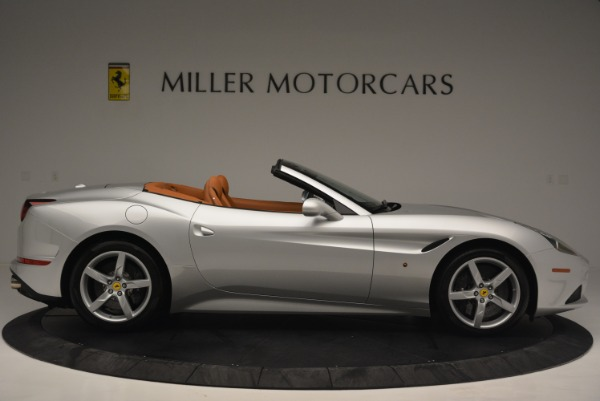 Used 2015 Ferrari California T for sale Sold at Alfa Romeo of Greenwich in Greenwich CT 06830 9