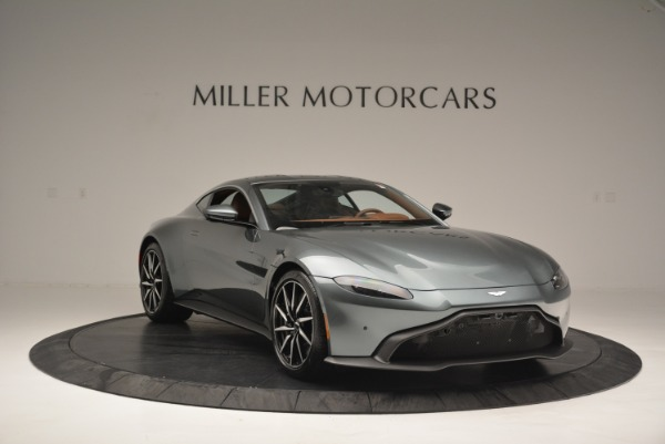 New 2019 Aston Martin Vantage Coupe for sale Sold at Alfa Romeo of Greenwich in Greenwich CT 06830 11