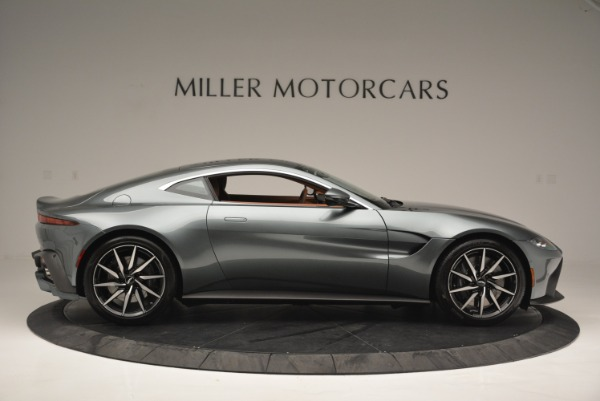 New 2019 Aston Martin Vantage Coupe for sale Sold at Alfa Romeo of Greenwich in Greenwich CT 06830 9