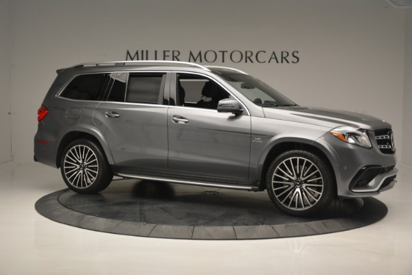 Used 2017 Mercedes-Benz GLS AMG GLS 63 for sale Sold at Alfa Romeo of Greenwich in Greenwich CT 06830 11