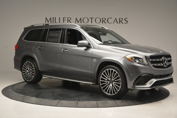 Used 2017 Mercedes-Benz GLS AMG GLS 63 for sale Sold at Alfa Romeo of Greenwich in Greenwich CT 06830 12