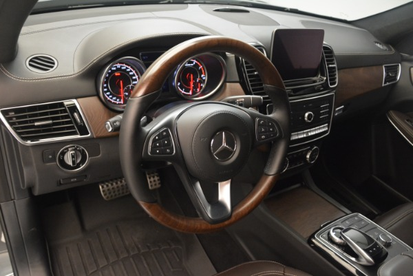 Used 2017 Mercedes-Benz GLS AMG GLS 63 for sale Sold at Alfa Romeo of Greenwich in Greenwich CT 06830 17