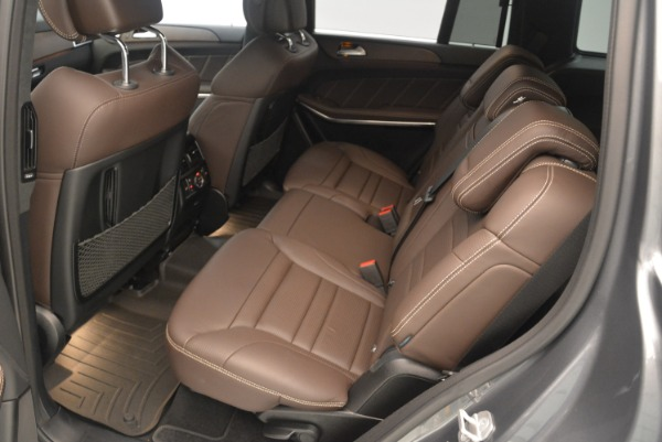 Used 2017 Mercedes-Benz GLS AMG GLS 63 for sale Sold at Alfa Romeo of Greenwich in Greenwich CT 06830 27