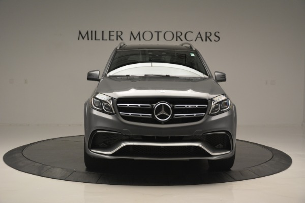 Used 2017 Mercedes-Benz GLS AMG GLS 63 for sale Sold at Alfa Romeo of Greenwich in Greenwich CT 06830 6
