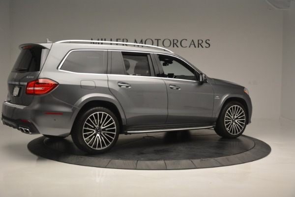 Used 2017 Mercedes-Benz GLS AMG GLS 63 for sale Sold at Alfa Romeo of Greenwich in Greenwich CT 06830 9