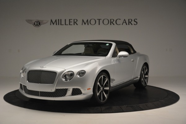 Used 2013 Bentley Continental GT W12 Le Mans Edition for sale Sold at Alfa Romeo of Greenwich in Greenwich CT 06830 10