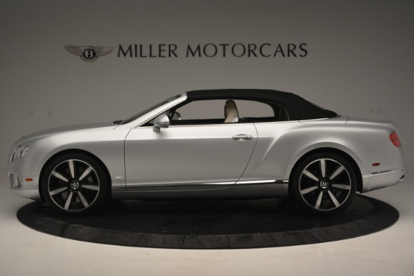 Used 2013 Bentley Continental GT W12 Le Mans Edition for sale Sold at Alfa Romeo of Greenwich in Greenwich CT 06830 11