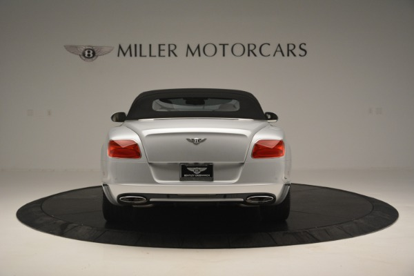 Used 2013 Bentley Continental GT W12 Le Mans Edition for sale Sold at Alfa Romeo of Greenwich in Greenwich CT 06830 13