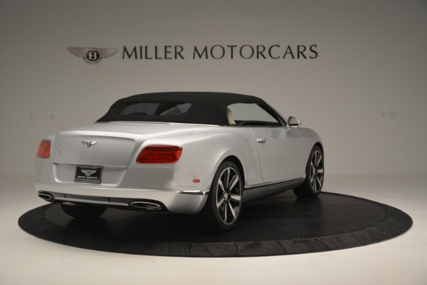 Used 2013 Bentley Continental GT W12 Le Mans Edition for sale Sold at Alfa Romeo of Greenwich in Greenwich CT 06830 14