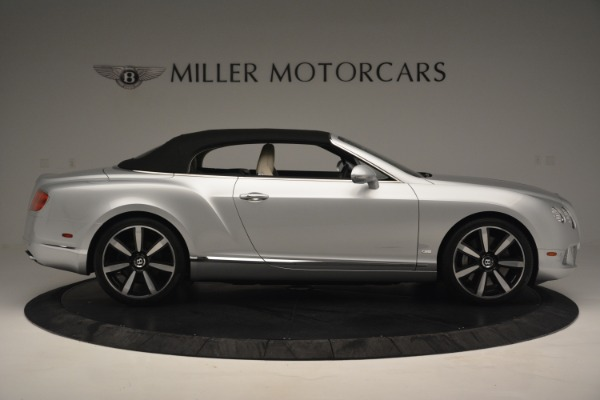 Used 2013 Bentley Continental GT W12 Le Mans Edition for sale Sold at Alfa Romeo of Greenwich in Greenwich CT 06830 15