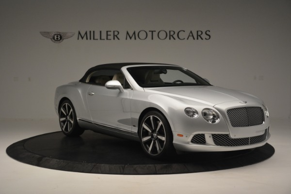 Used 2013 Bentley Continental GT W12 Le Mans Edition for sale Sold at Alfa Romeo of Greenwich in Greenwich CT 06830 16