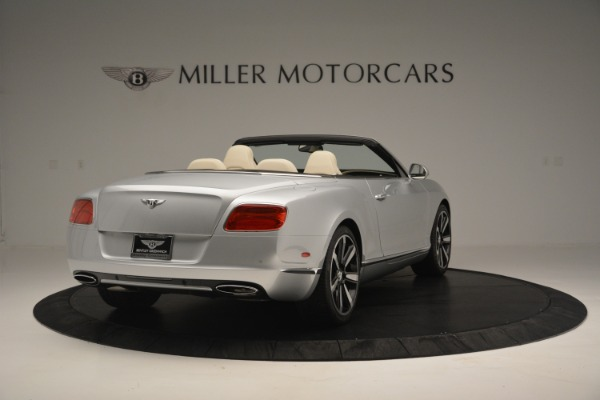 Used 2013 Bentley Continental GT W12 Le Mans Edition for sale Sold at Alfa Romeo of Greenwich in Greenwich CT 06830 6