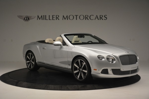Used 2013 Bentley Continental GT W12 Le Mans Edition for sale Sold at Alfa Romeo of Greenwich in Greenwich CT 06830 8