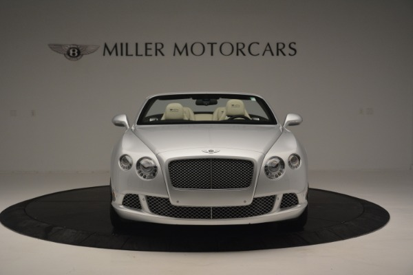 Used 2013 Bentley Continental GT W12 Le Mans Edition for sale Sold at Alfa Romeo of Greenwich in Greenwich CT 06830 9