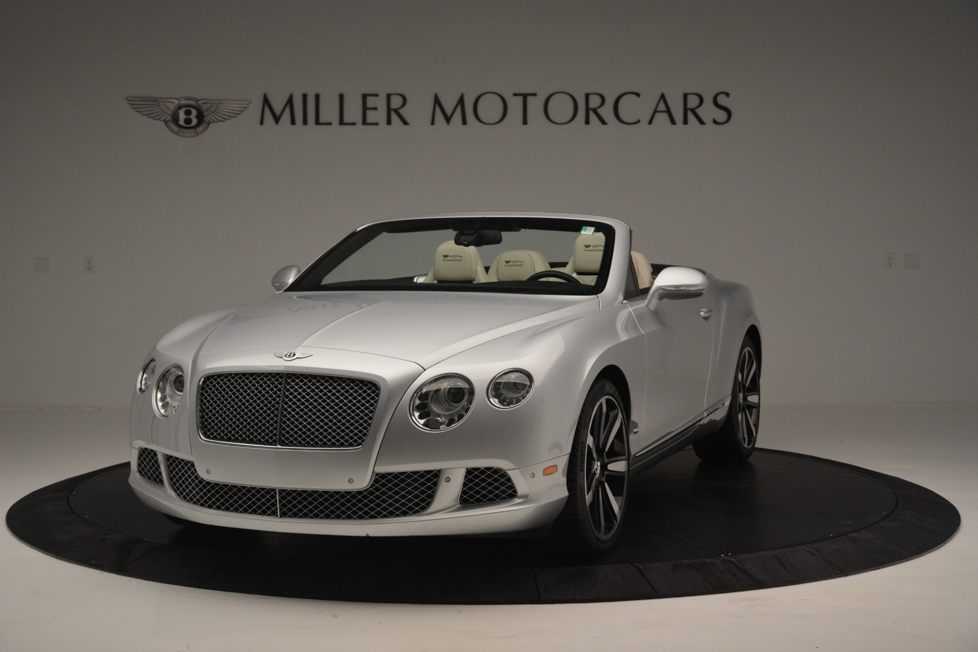 Used 2013 Bentley Continental GT W12 Le Mans Edition for sale Sold at Alfa Romeo of Greenwich in Greenwich CT 06830 1