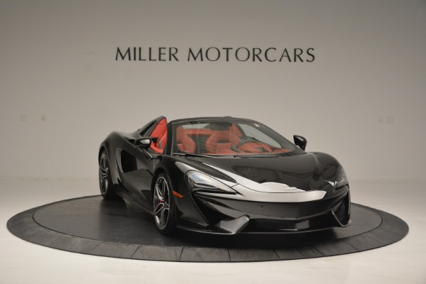 New 2019 McLaren 570S Convertible for sale Sold at Alfa Romeo of Greenwich in Greenwich CT 06830 11
