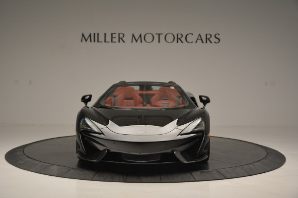 New 2019 McLaren 570S Convertible for sale Sold at Alfa Romeo of Greenwich in Greenwich CT 06830 12