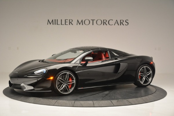 New 2019 McLaren 570S Convertible for sale Sold at Alfa Romeo of Greenwich in Greenwich CT 06830 15