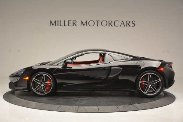 New 2019 McLaren 570S Convertible for sale Sold at Alfa Romeo of Greenwich in Greenwich CT 06830 16