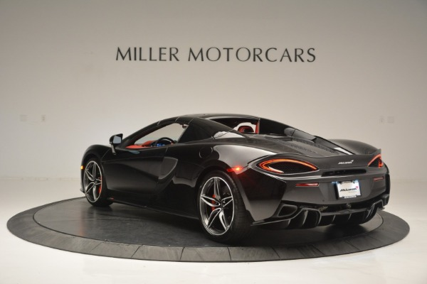New 2019 McLaren 570S Convertible for sale Sold at Alfa Romeo of Greenwich in Greenwich CT 06830 17