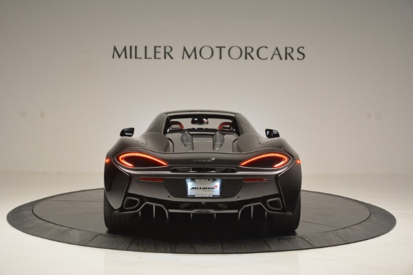 New 2019 McLaren 570S Convertible for sale Sold at Alfa Romeo of Greenwich in Greenwich CT 06830 18
