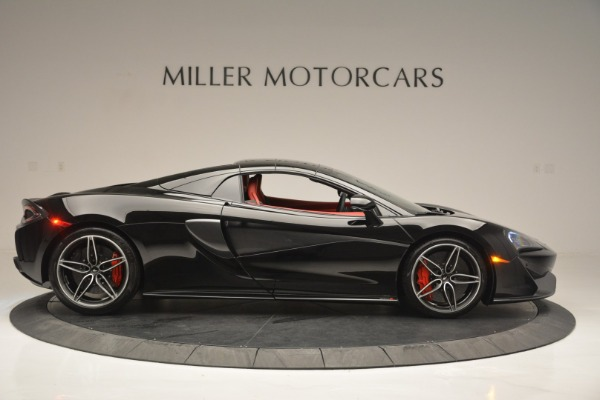 New 2019 McLaren 570S Convertible for sale Sold at Alfa Romeo of Greenwich in Greenwich CT 06830 20