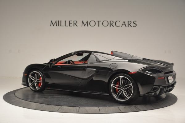 New 2019 McLaren 570S Convertible for sale Sold at Alfa Romeo of Greenwich in Greenwich CT 06830 4