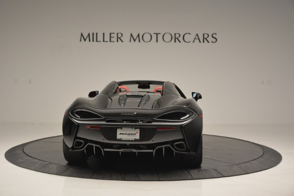 New 2019 McLaren 570S Convertible for sale Sold at Alfa Romeo of Greenwich in Greenwich CT 06830 6