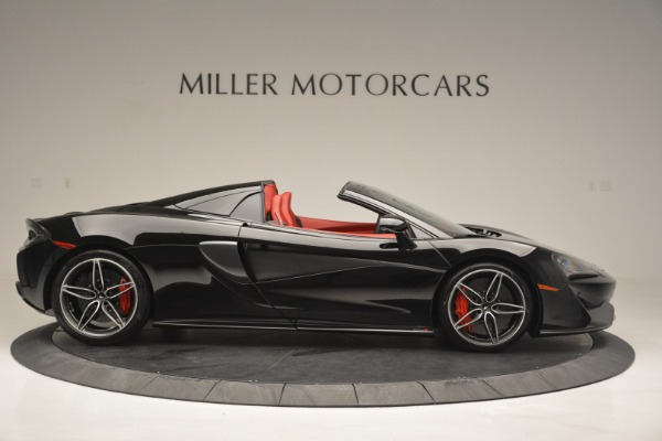New 2019 McLaren 570S Convertible for sale Sold at Alfa Romeo of Greenwich in Greenwich CT 06830 9