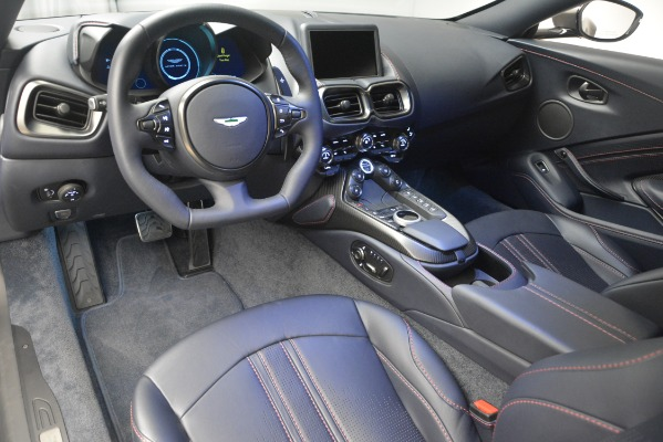 New 2019 Aston Martin Vantage V8 for sale Sold at Alfa Romeo of Greenwich in Greenwich CT 06830 14