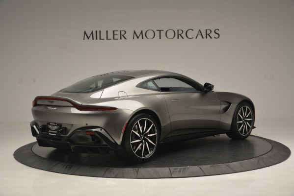 New 2019 Aston Martin Vantage V8 for sale Sold at Alfa Romeo of Greenwich in Greenwich CT 06830 8