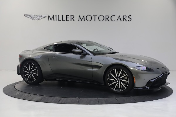 New 2019 Aston Martin Vantage V8 for sale Sold at Alfa Romeo of Greenwich in Greenwich CT 06830 9