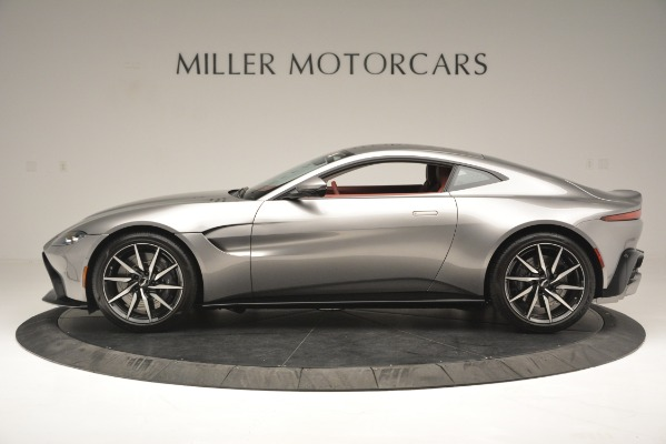 New 2019 Aston Martin Vantage for sale Sold at Alfa Romeo of Greenwich in Greenwich CT 06830 3