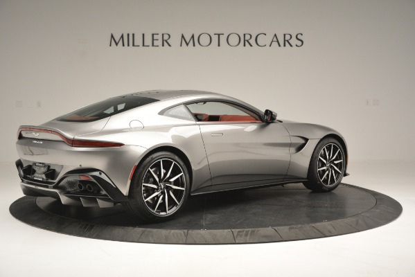 New 2019 Aston Martin Vantage for sale Sold at Alfa Romeo of Greenwich in Greenwich CT 06830 8
