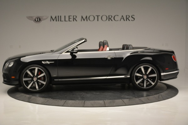 Used 2016 Bentley Continental GT V8 S for sale Sold at Alfa Romeo of Greenwich in Greenwich CT 06830 3