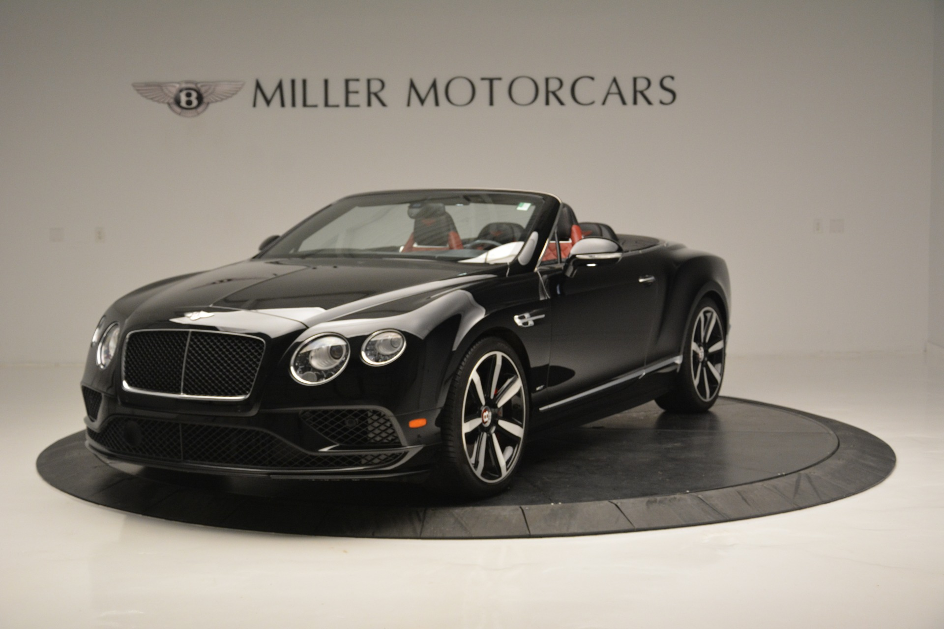 Used 2016 Bentley Continental GT V8 S for sale Sold at Alfa Romeo of Greenwich in Greenwich CT 06830 1