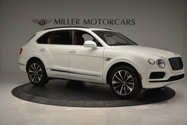 New 2019 Bentley Bentayga V8 for sale Sold at Alfa Romeo of Greenwich in Greenwich CT 06830 10