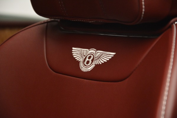 New 2019 Bentley Bentayga V8 for sale Sold at Alfa Romeo of Greenwich in Greenwich CT 06830 20