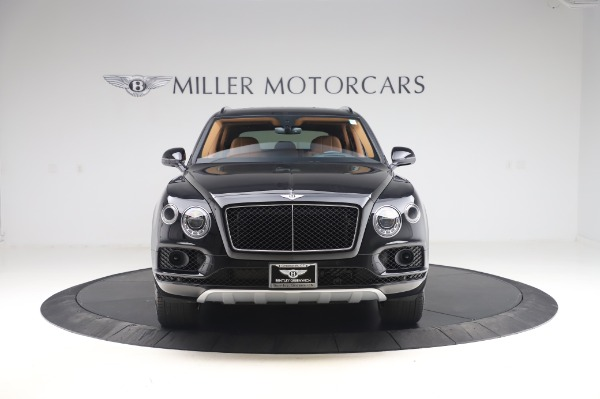 Used 2019 Bentley Bentayga V8 for sale Call for price at Alfa Romeo of Greenwich in Greenwich CT 06830 12