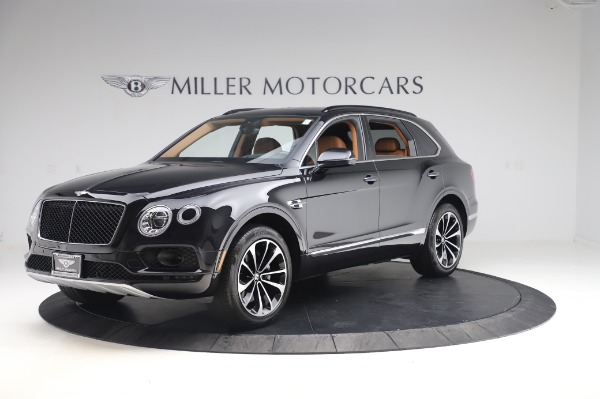 New 2019 Bentley Bentayga V8 for sale Sold at Alfa Romeo of Greenwich in Greenwich CT 06830 2