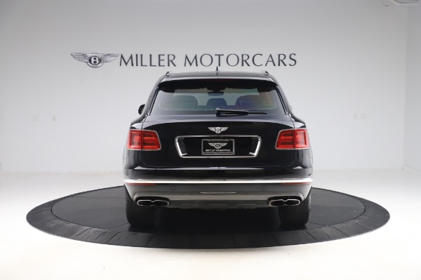 Used 2019 Bentley Bentayga V8 for sale Call for price at Alfa Romeo of Greenwich in Greenwich CT 06830 6