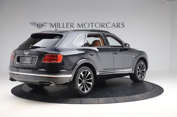 Used 2019 Bentley Bentayga V8 for sale Call for price at Alfa Romeo of Greenwich in Greenwich CT 06830 8