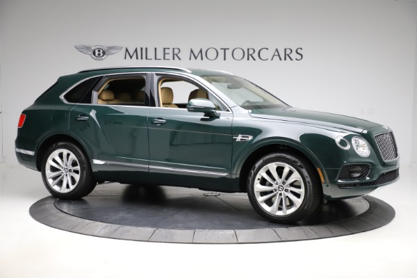 Used 2019 Bentley Bentayga V8 for sale Call for price at Alfa Romeo of Greenwich in Greenwich CT 06830 10