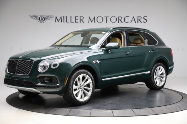 Used 2019 Bentley Bentayga V8 for sale Call for price at Alfa Romeo of Greenwich in Greenwich CT 06830 2