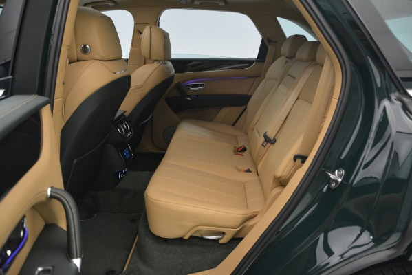 New 2019 Bentley Bentayga V8 for sale Sold at Alfa Romeo of Greenwich in Greenwich CT 06830 27