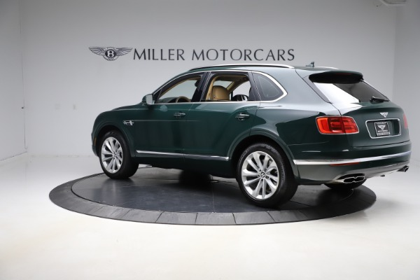 Used 2019 Bentley Bentayga V8 for sale Call for price at Alfa Romeo of Greenwich in Greenwich CT 06830 4