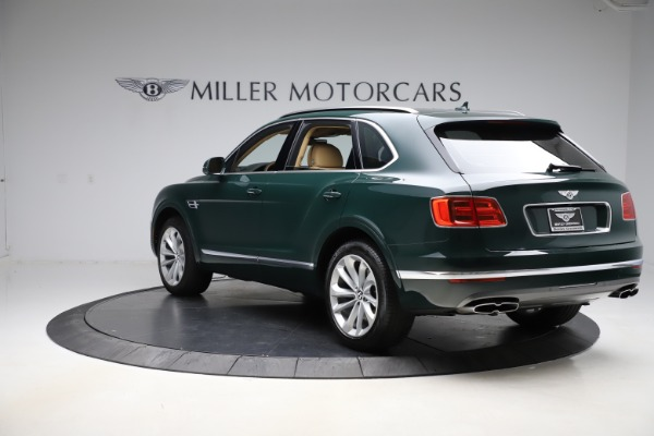 Used 2019 Bentley Bentayga V8 for sale Call for price at Alfa Romeo of Greenwich in Greenwich CT 06830 5